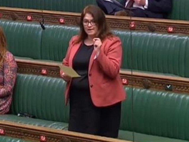 Rachel Hopkins MP