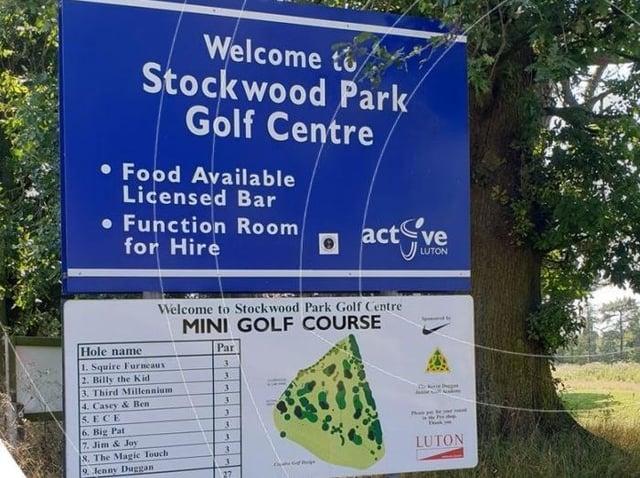 Stockwood Golf Centre
