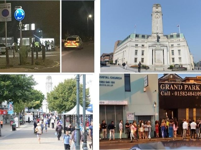 The 15 most viewed stories of the Covid-19 pandemic in Luton one year on