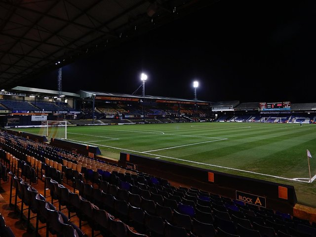 Town have another midweek game at Kenilworth Road in May