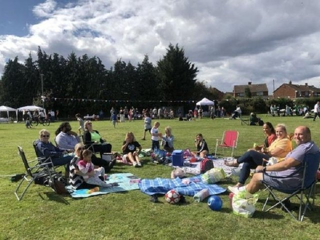 'Picnic in the Park' in 2019 at Wandon Recreation Park     (archive photo)