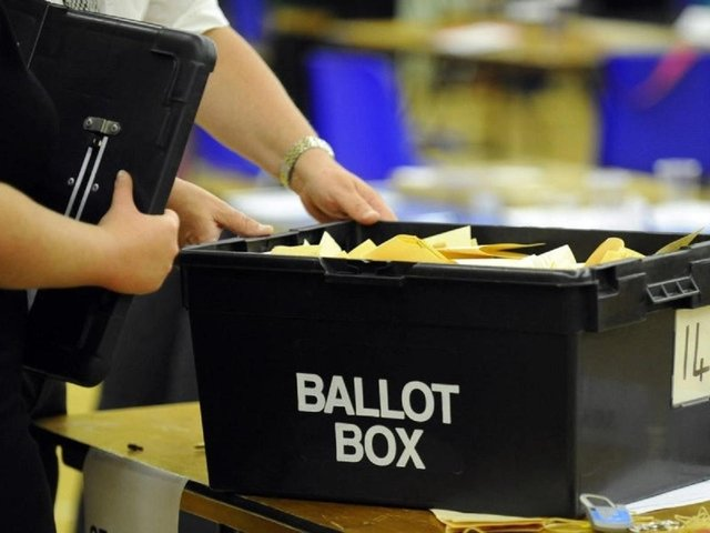 By-elections will take place for two seats on the council in May