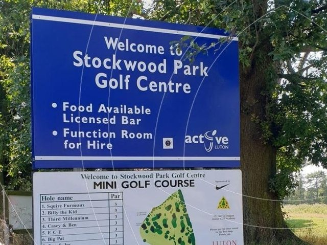 Just six days left to have your say on the future of Stockwood Park Golf Centre