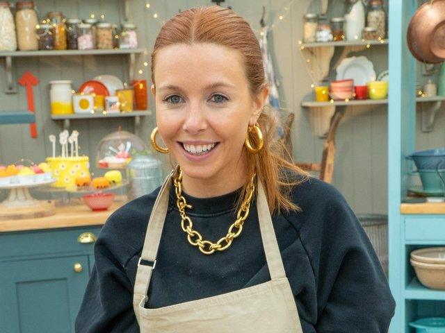 Stacey Dooley will join the bake off in Britain's most famous tent!