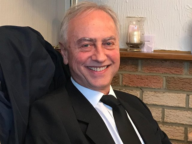 Dr Julian Marsden retires from Woodland Avenue Practice today (Friday) after 35 years in Luton