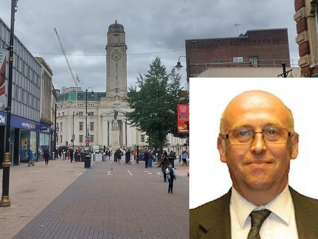 Cllr Alan Skepelhorn is on the road to recovery after a severe battle with coronavirus