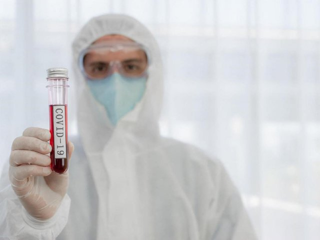 Coronavirus latest    (stock image)