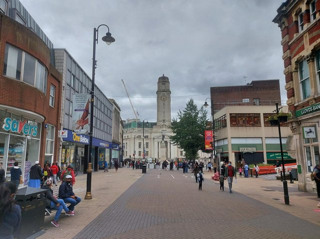 Luton has been marked as a priority area in the government's 'Prevent' programme for the 11th year running