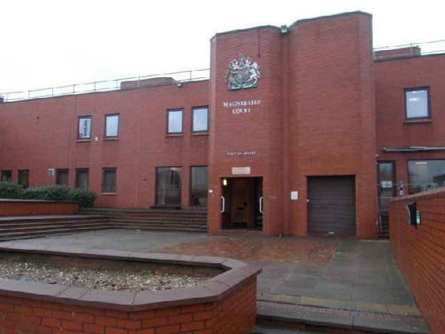 Mr Hornea appeared at Luton Magistrates Court yesterday (Wednesday)