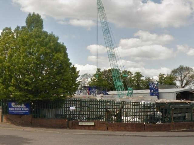 Ground Construction Ltd on Toddington Road
