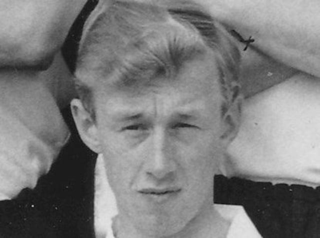 Former Luton forward Alan Clarke
