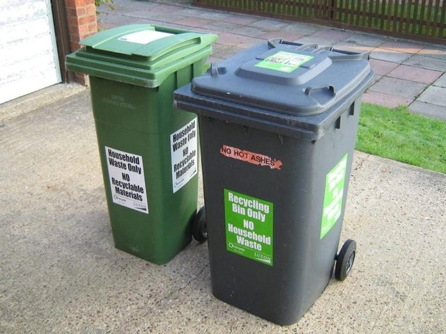 The council will prioritise black and green bin collections