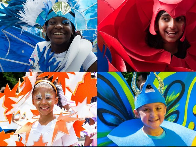 School can enjoy all the fun of Luton Carnival this year