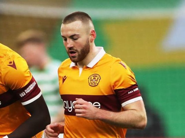 Motherwell midfielder Alan Campbell is not a target for Luton