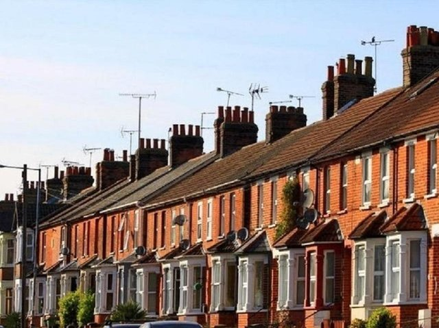 House prices increased in Luton in February   (stock image)