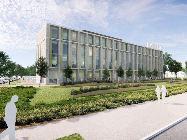 Full planning details have been agreed for the £27m revamp of Barnfield College