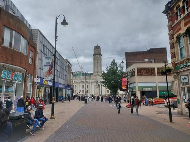 Google data suggests shoppers are flooding back to Luton town centre