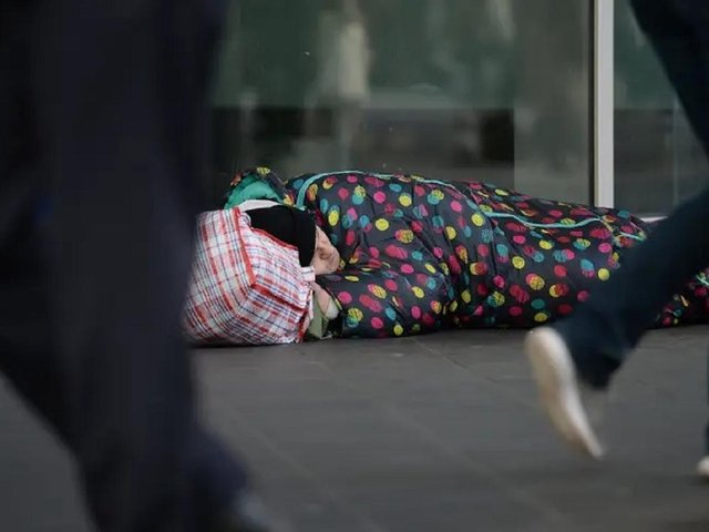 More than 350 Luton families were assessed as homeless or at risk of homelessness last winter