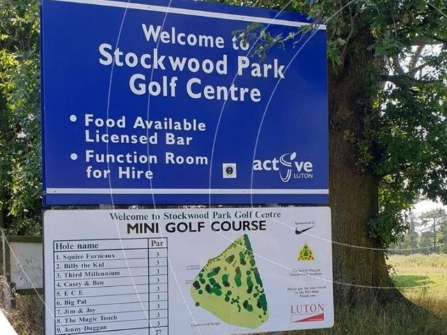 Stockwood Park Golf Centre has been granted a reprieve following the consultation