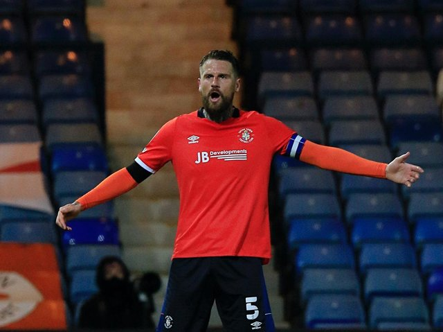 Town captain Sonny Bradley is out of contract in the summer