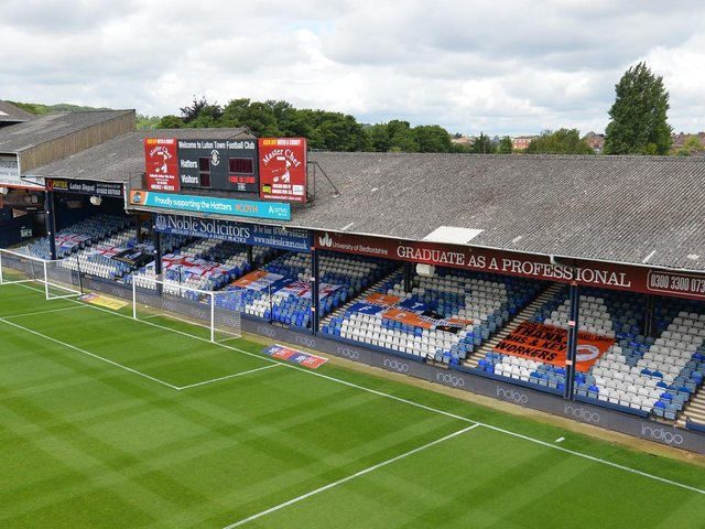 Luton Town published their accounts today