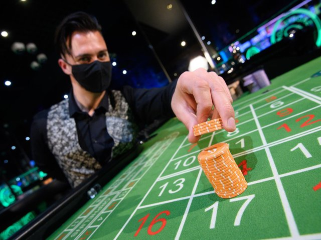 Luton's Grosvenor Casino reopens on May 17