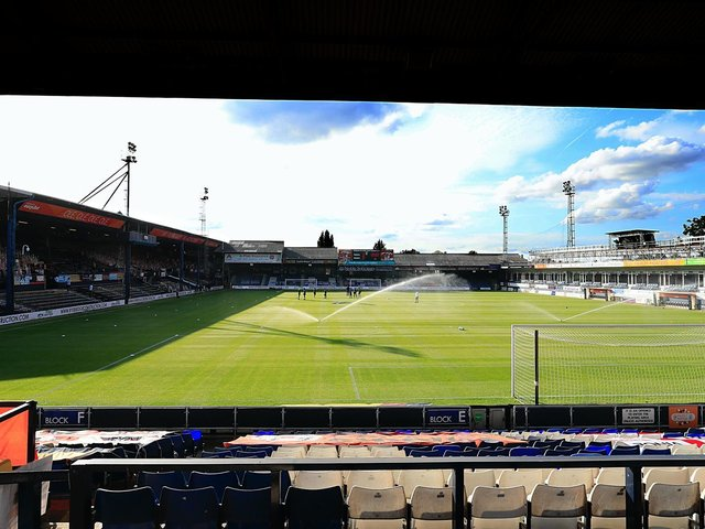 Luton fans have picked their 2020-21 Player of the Season