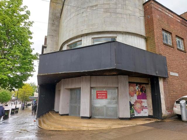 The 1930s art deco ABC cinema has lain empty since 2000.