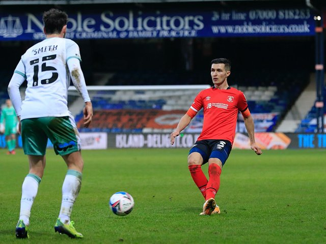 Hatters defender Dan Potts has signed a new contract