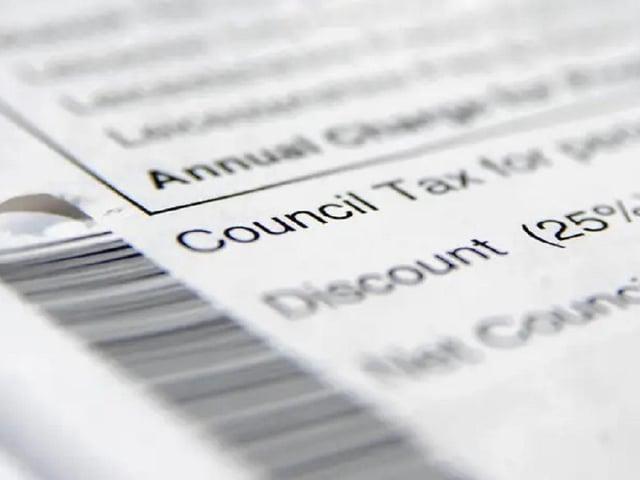 Council tax     (stock image)