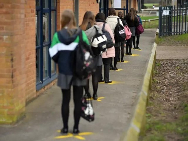 Luton pupils have one of the highest rates of Covid absence in the east of England