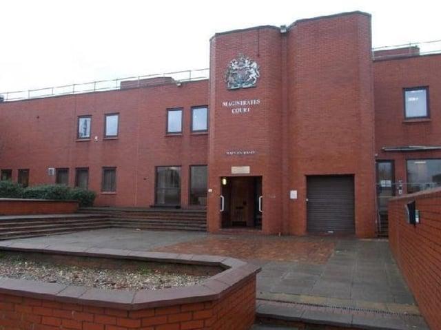 Luton Magistrates Court