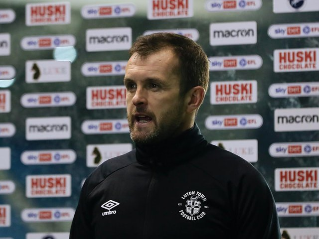 Hatters boss Nathan Jones is expected to take a full strength squad to Boreham Wood for a pre-season friendly