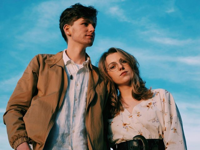 Joshua and Esther Shea are hoping to make waves with their debut summer single