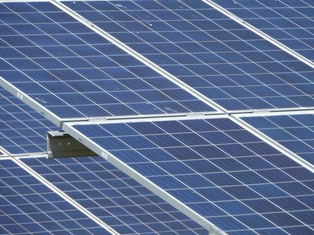 Solar farm   (archive image)