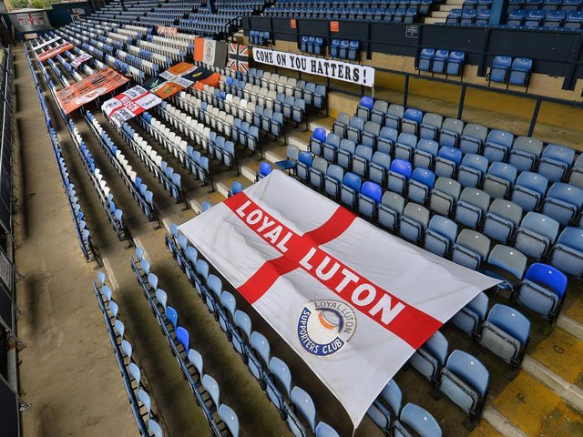 Vote for your best ever Luton Town international XI
