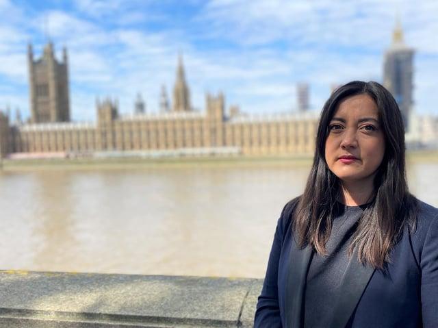Luton North MP Sarah Owen