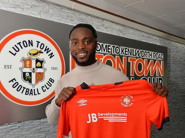 Summer signing Fred Onyedinma
