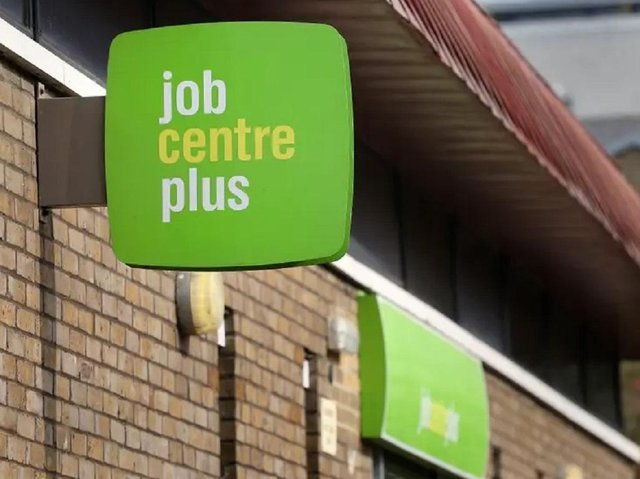 Luton saw one of the smallest drops in the number of people claiming unemployment benefits in May