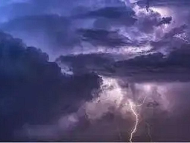 The Met Office has issued a yellow warning of thunderstorms for Luton