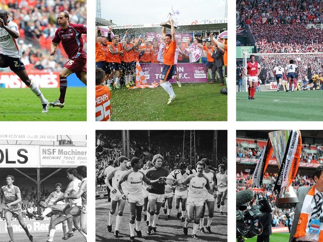 Luton Town photo gallery - part 1