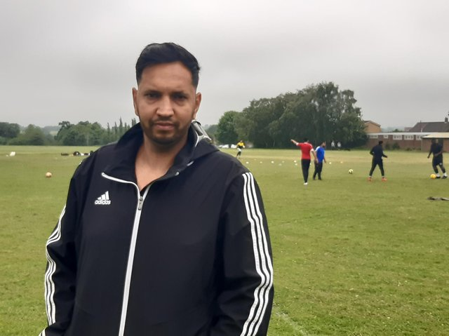 Asif Khan received 'overwhelming' support after offering training to youngsters affected by knife crime