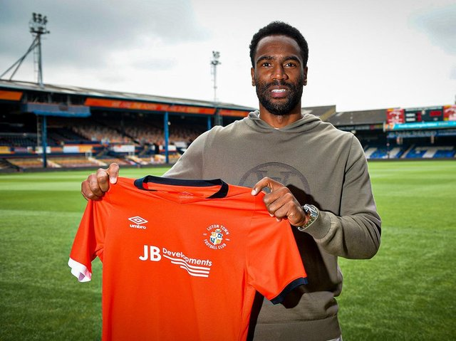 New Town signing Cameron Jerome