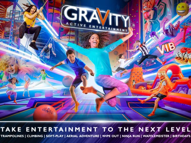 Gravity is coming to the Galaxy Centre