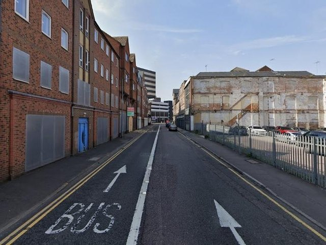 John Street is an example of everything which has gone wrong, the borough council's overview and scrutiny board was told.