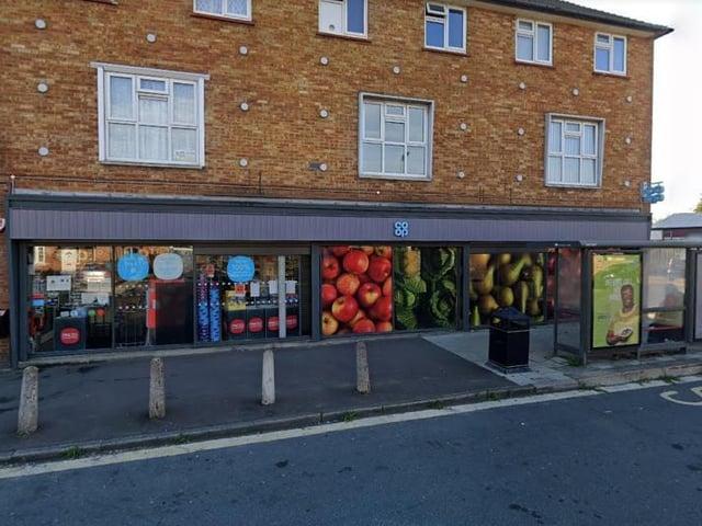 The Co-op store on Birdsfoot Lane