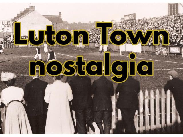 Luton Town archive photos  - part 2