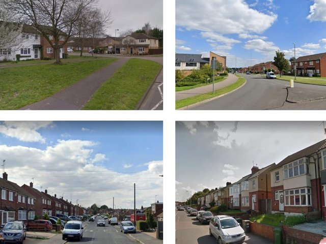 Did cases fall or rise in your part of Luton?