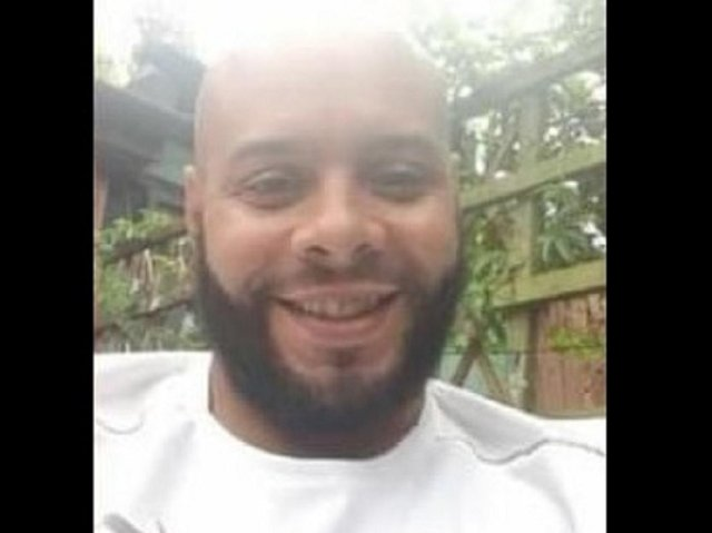 Iain Logan, 38, has been reported missing