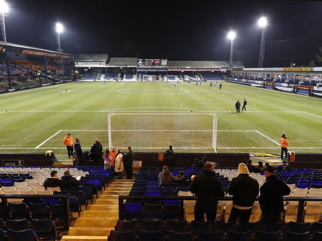It's been a busy summer of ins and outs at Kenilworth Road